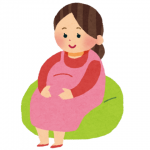妊娠中の女性(妊婦)